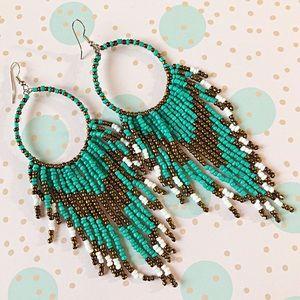2 for $20 Southwestern Desert Boho Bead Earrings